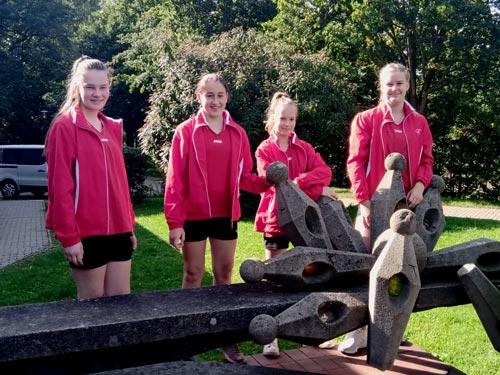 Kegeln 2. Damenmannschaft
